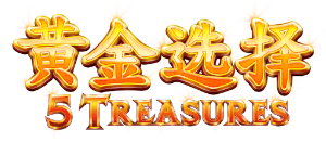Duo Fu Duo Cai - 5 Treasures Asia Logo