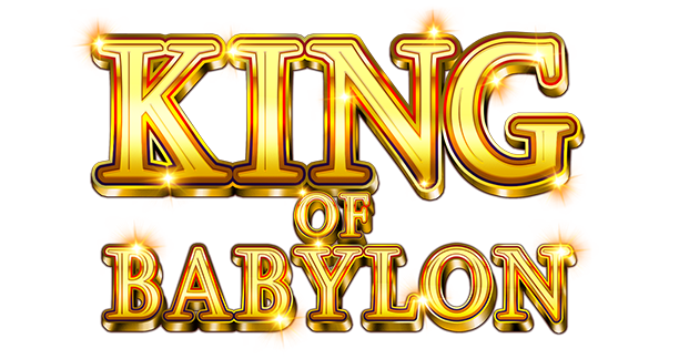 Action Spins - King of Babylon Logo