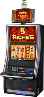 5 Riches Cabinet