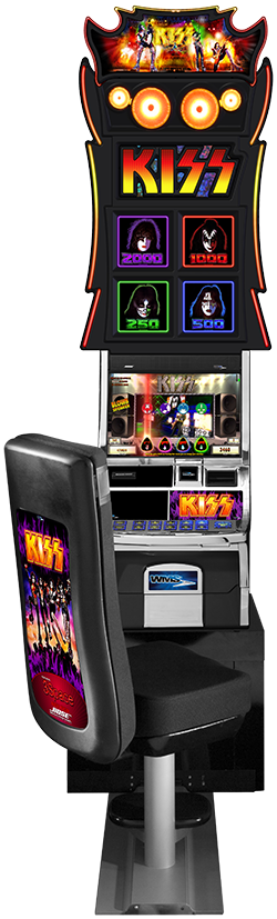 KISS Cabinet