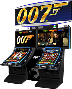 JAMES BOND - CASINO ROYALE Cabinet