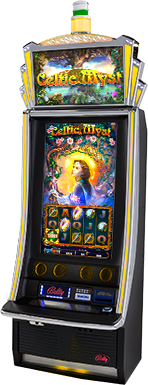 Celtic Myst Cabinet