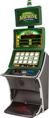 The Green Machine Deluxe Cabinet