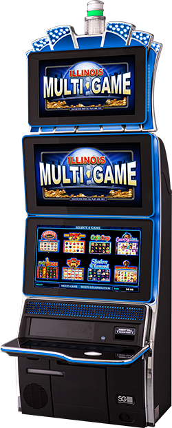 IL VGT Multi Game Set 1 TwinStar Cabinet