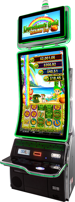 Leprechaun's Gold - Rainbow Bay Cabinet