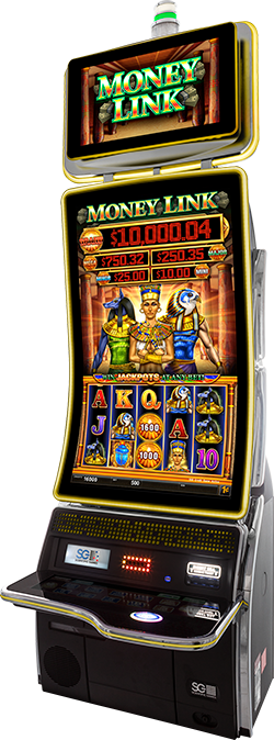 Money Link - Egyptian Riches Cabinet