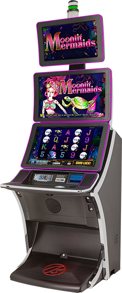 Moonlit Mermaids Cabinet