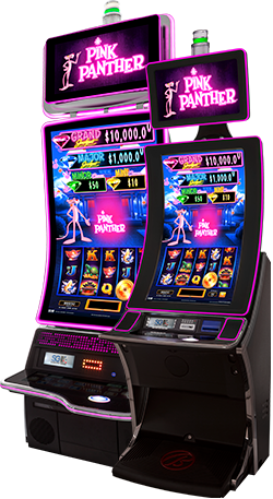 Pink Panther - Mystical Fortunes Cabinet