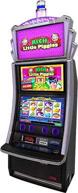 Rich Little Piggies Cabinet