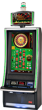 Roulette 0 HD Cabinet