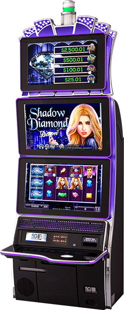 Shadow Diamond Dawn Cabinet