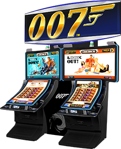 JAMES BOND - THUNDERBALL Cabinet