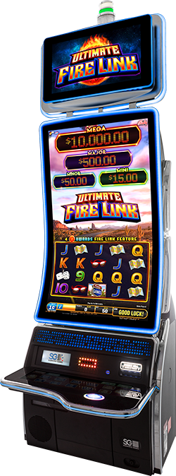 Ultimate Fire Link Route 66 Cabinet