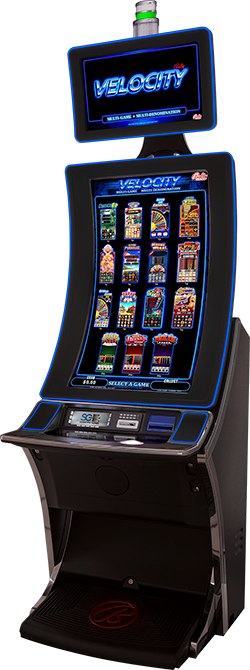 IL VGT Bally Game Suite 6 V32/Wave Velocity Cabinet