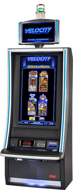 IL VGT Bally Game Suite 3 V32 Velocity Cabinet