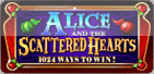 Alice and the Scattered Hearts Logo