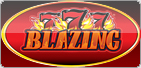 Hot Shot Progressive Video - Blazing 7s Logo