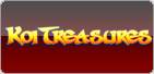 Koi Treasures Logo