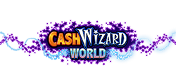 Cash Wizard World Logo