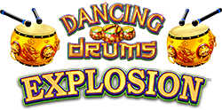Dancing Drums Explosion Logo