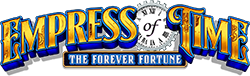 Empress of Time - The Forever Fortune Logo