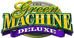 The Green Machine Deluxe Logo