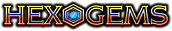 Hexogems - Jewels of Rome Logo