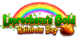 Leprechaun's Gold - Rainbow Bay Logo
