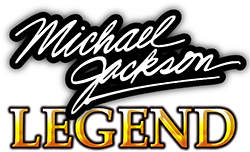 Michael Jackson Legend Logo