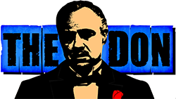 The Godfather - The Don Logo