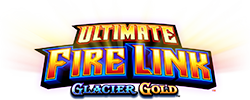 Ultimate Fire Link Glacier Gold Logo