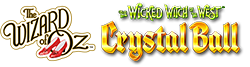 The Wizard of Oz™ - The Wicked Witch of the West™ - Crystal Ball Logo