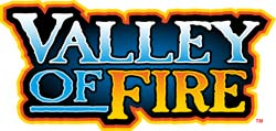 Valley of Fire Logo