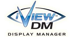 iVIEW Display Manager_Logo