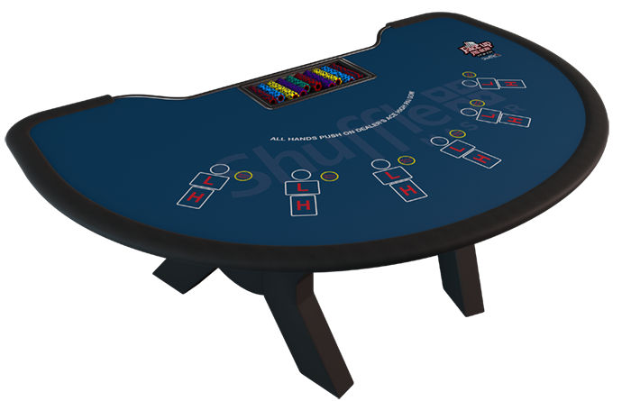 Face Up Pai Gow Poker Hardware Image