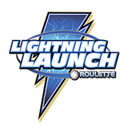 Lightning Launch Roulette Logo
