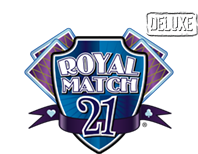 Royal Match 21 Deluxe Logo