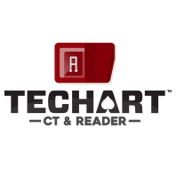 Tech Art CT and Reader Logo
