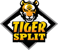 Tiger Split Logo