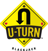 U-Turn Blackjack Logo