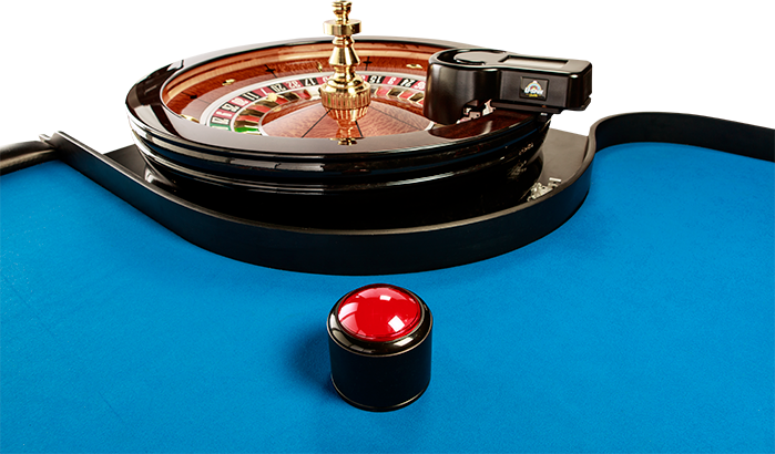 U-Spin Roulette Hardware Image