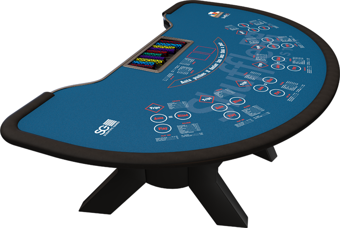 Ultimate Texas Hold'em Hardware Image