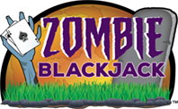 Zombie Blackjack Logo